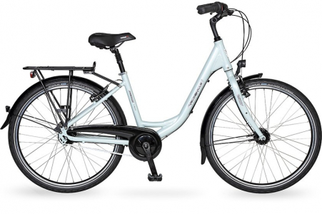 Velo De Ville C200 City N7 Comfort 55cm Iceblue Style