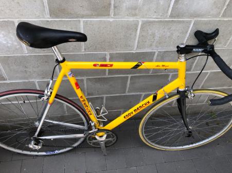 Eddy Merckx  1990