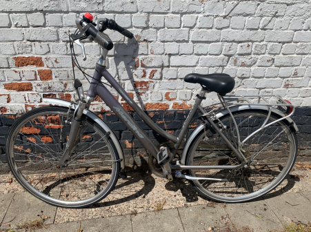 Vélo femme / damesfiets (1m65-1m85)