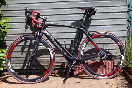 Specialized S-Works Racefietsen 2013
