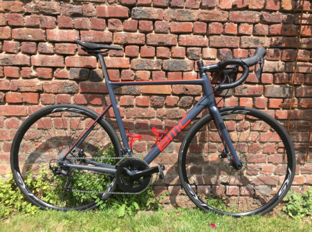 BMC teammachine ALR disc Two 2019