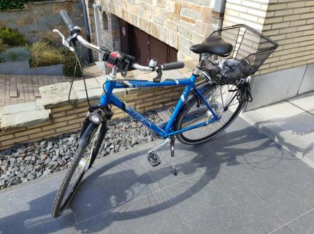 2 beaux vélos loisir h/f Trek Navigator L100 + accessoires