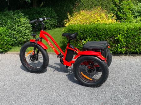 Jorvik Electric mountain trike JMT3 (250W) 2021