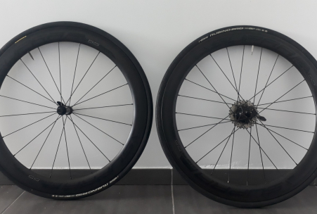 Supra RFC 55 Elite Race Full carbon clincher