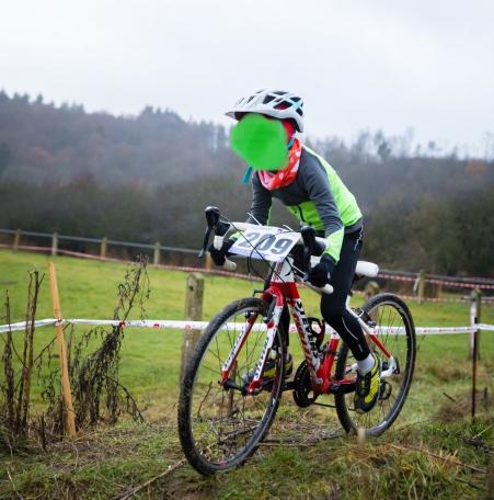 Cyclocross STEVENS 24 pouces