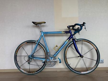 chesini Plume full Shimano Dura-Ace 7700 2x9