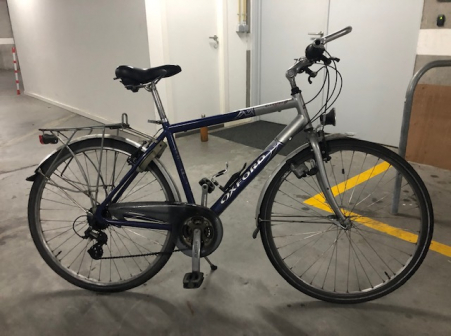 Oxford Herenfiets