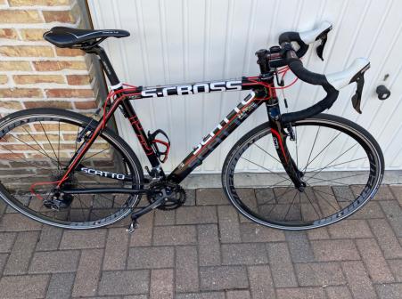 Zannata cross fiets 2015