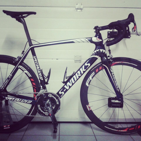 S-works Limited Nibali Edition 2014