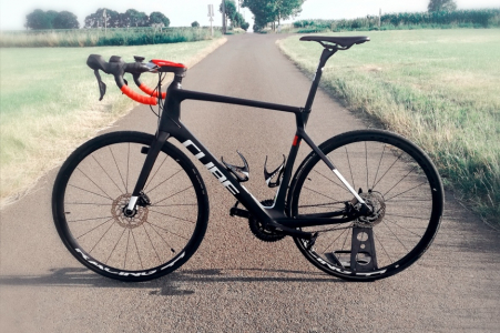 CUBE AGREE race DISC full carbone