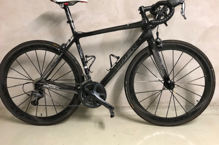 Trek Madone 5.2 H3 (Triple)