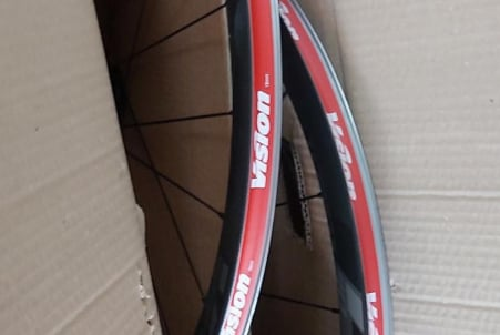 Vision TRIMAX CARBON 40 Disc 2019