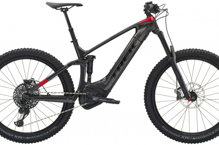 Trek Powerfly Lt 9.7 Eu 18.5 Dnister Black/rage Red