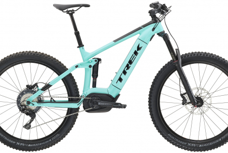 Trek Powerfly Fs 7 W Eu 17.5 Miami Green