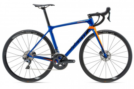 Giant Tcr Advanced Pro 1 Disc M Electric Blue