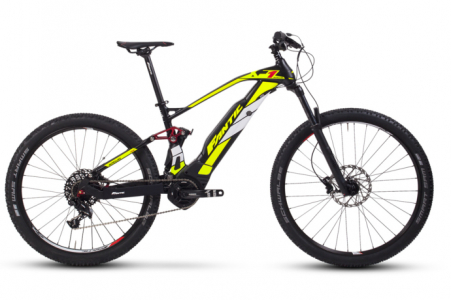 Fantic Xf1 Trail 140 Integra