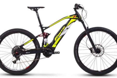 Fantic Xf1 Trail Integra 140