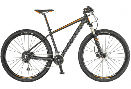 Scott Aspect 930 Black/orange (kh) L