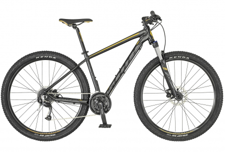 Scott Aspect 950 Black/bronze (kh) L