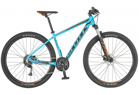 Scott Aspect 950 Light Blue/red L