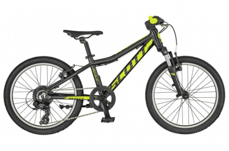 Scott Scale 20 Black/yellow (kh) 20