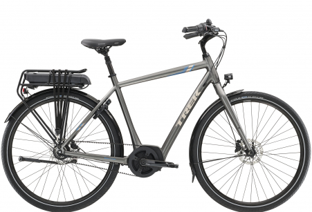 Trek Um4+ Men L Anthracite 500wh