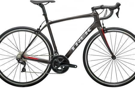 Trek Domane Sl 5 52 Dnister Black/viper Red