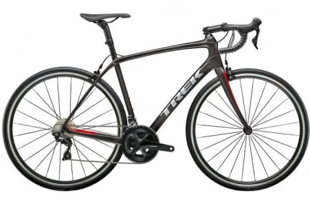 Trek Domane Sl 5 56 Dnister Black/viper Red