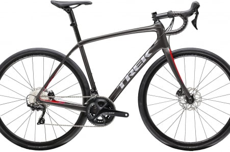 Trek Domane Sl 5 Disc 52 Dnister Black/viper Red