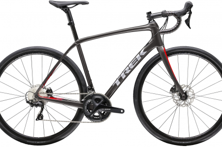 Trek Domane Sl 5 Disc 56 Dnister Black/viper Red