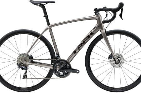 Trek Domane Sl 6 Disc 56 Matte Gunmetal/gloss Black