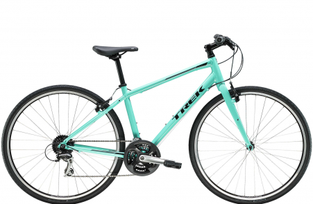 Trek Fx 2 Wsd S Miami Green