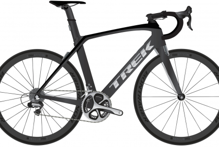 Trek Madone Sl 6 54 Black/quicksilver