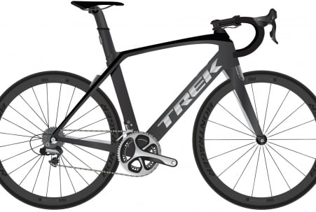 Trek Madone Sl 6 60 Black/quicksilver