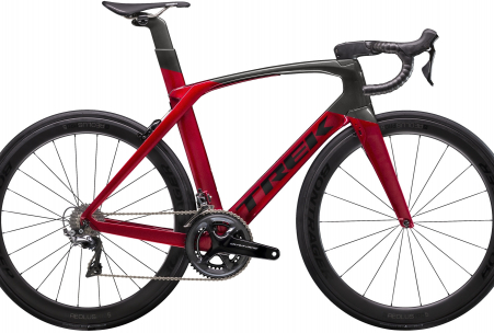 Trek Madone Slr 8 58 Rage Red/trek Black