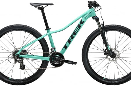 Trek Marlin 6 Wsd S 27.5 Matte Miami Green
