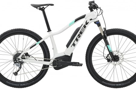 Trek Powerfly 4 W Eu 17.5 Crystal White