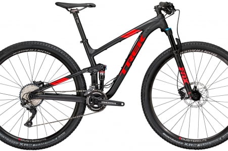 Trek Top Fuel 8 18.5 29 Bk