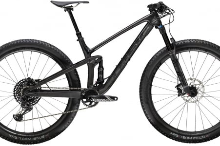 Trek Top Fuel 9.8 Gx L Matte Carbon/gloss Trek Black