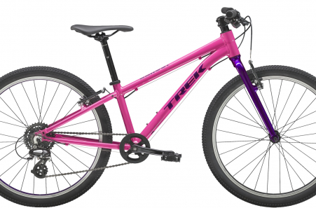 Trek Wahoo 24 24 Flamingo Pink/purple Lotus