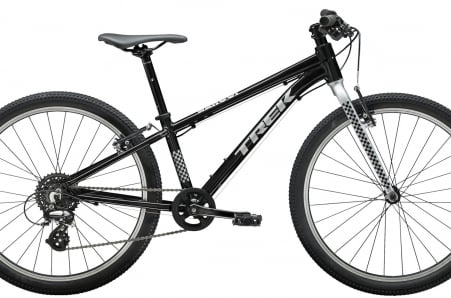 Trek Wahoo 24 24 Trek Black/quicksilver