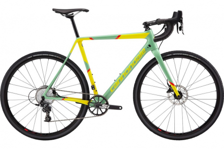 Cannondale Superx Apex 1 Mnt 54 700 M