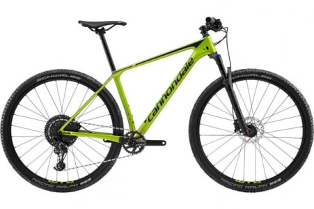 Cannondale F-si Crb 5 Grn Lg 29 M