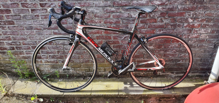 Eddy Merckx efx -1 full carbon 2016