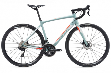 Giant Contend Sl 1 Disc L Gray Green