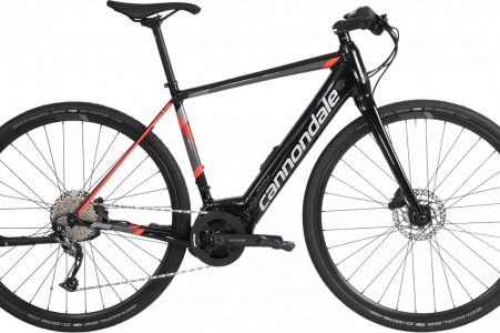 Cannondale Quick Neo Blk Lg