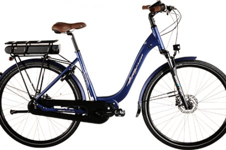 Thompson Solara E-bike 400wh