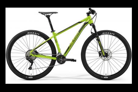 Merida Big Nine 500 Green/black L 18.5