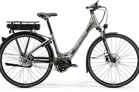 Merida E-spresso City 700 Eq Shiny Dark Silver/black M 51cm