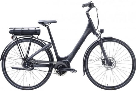 Merida E-spresso City 800 Eq-e Matt Black/shiny Anthracite